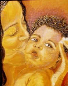 ஞான மொழிகள்: அம்மா எனும் அன்பு தெய்வம்…
