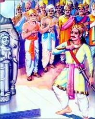போஜராஜன் சபையில்…