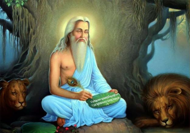 வால்மீகி இராமாயணத்தின் உரைவளம்